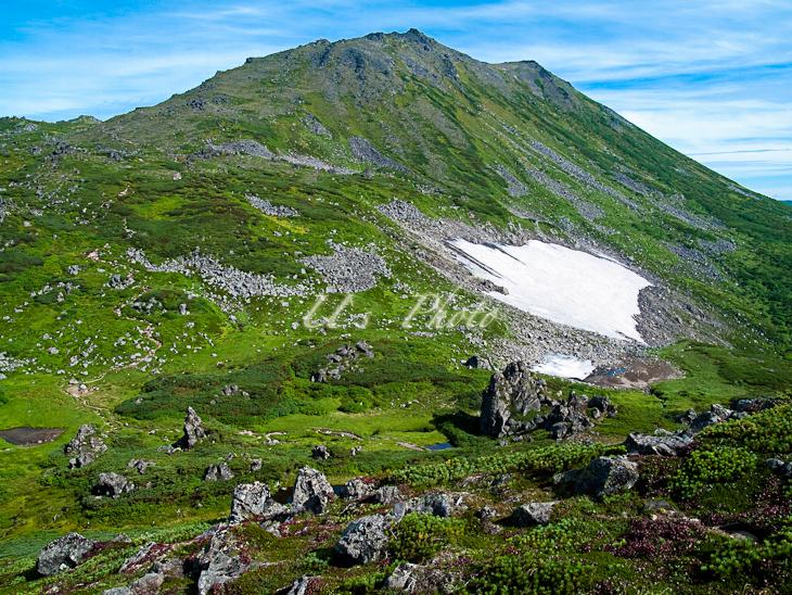 トムラウシ登山22