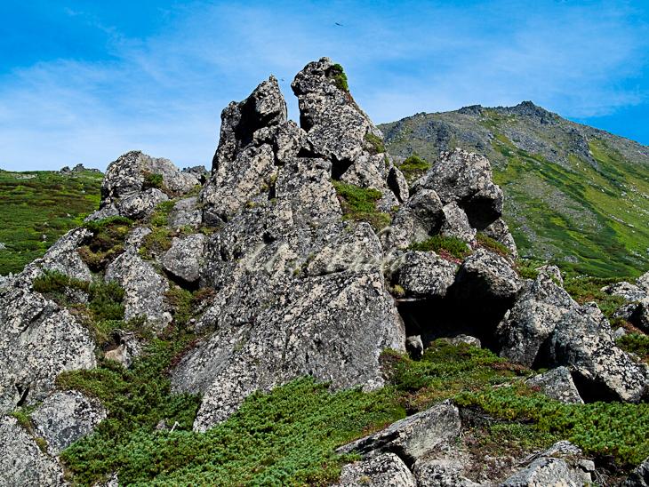 トムラウシ登山30