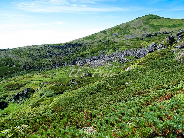 トムラウシ登山31