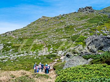トムラウシ登山35