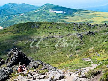 トムラウシ登山46