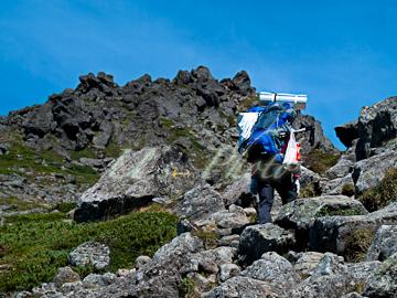 トムラウシ登山47