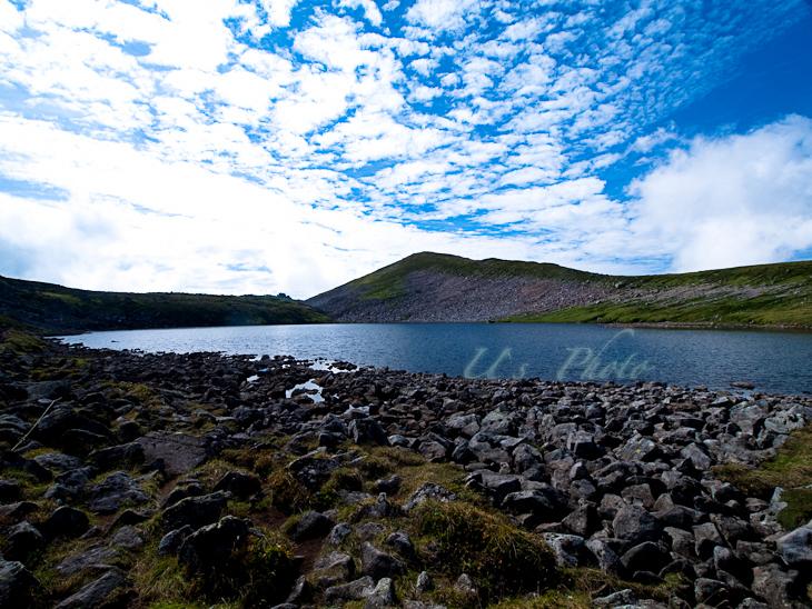 トムラウシ登山55