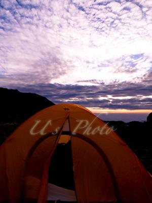 トムラウシ登山58