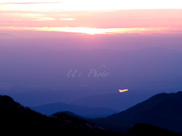 トムラウシ登山 65