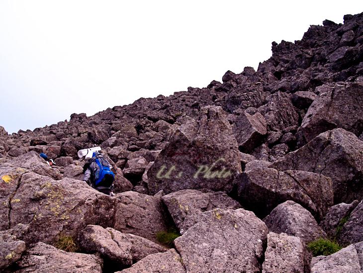 トムラウシ登山 66