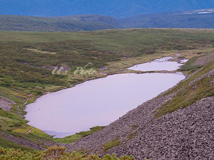 トムラウシ登山 69