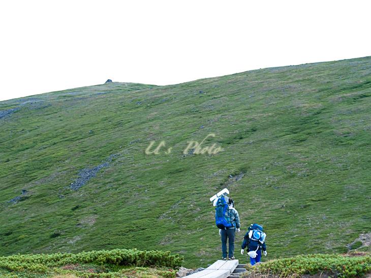 トムラウシ登山 71
