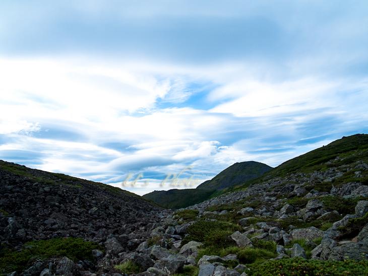 トムラウシ登山 72