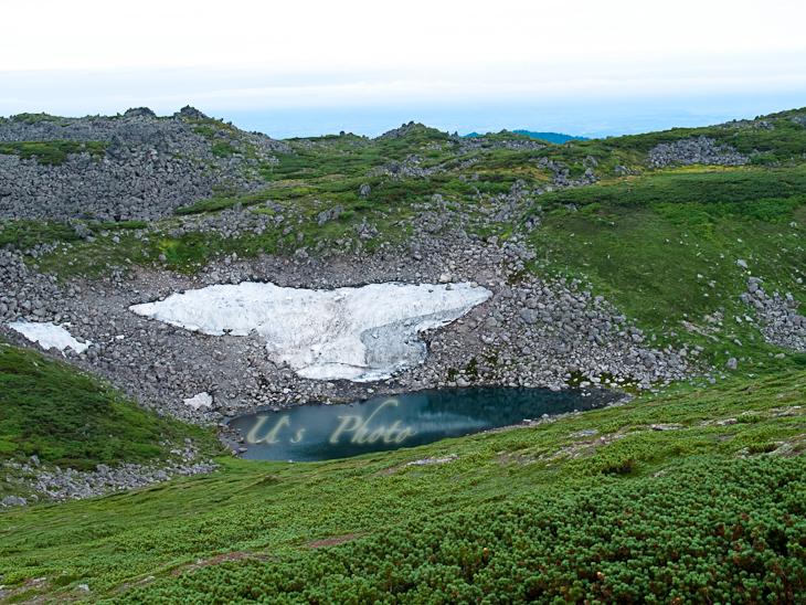 トムラウシ登山 74