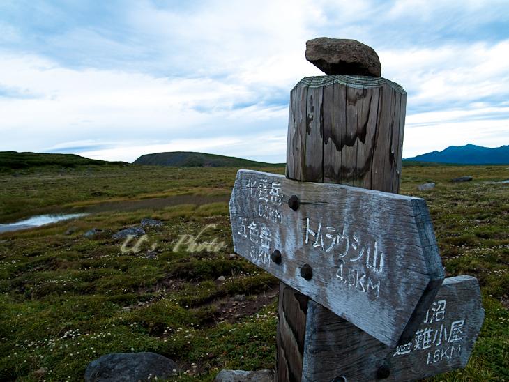 トムラウシ登山 75