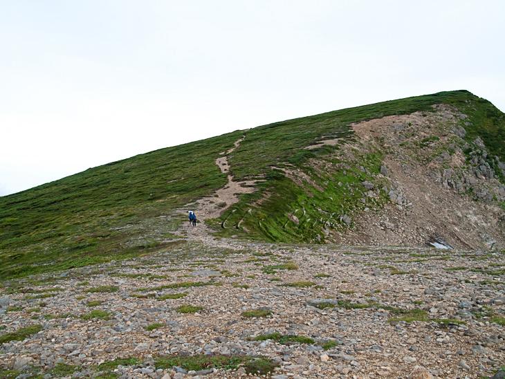 トムラウシ登山 79